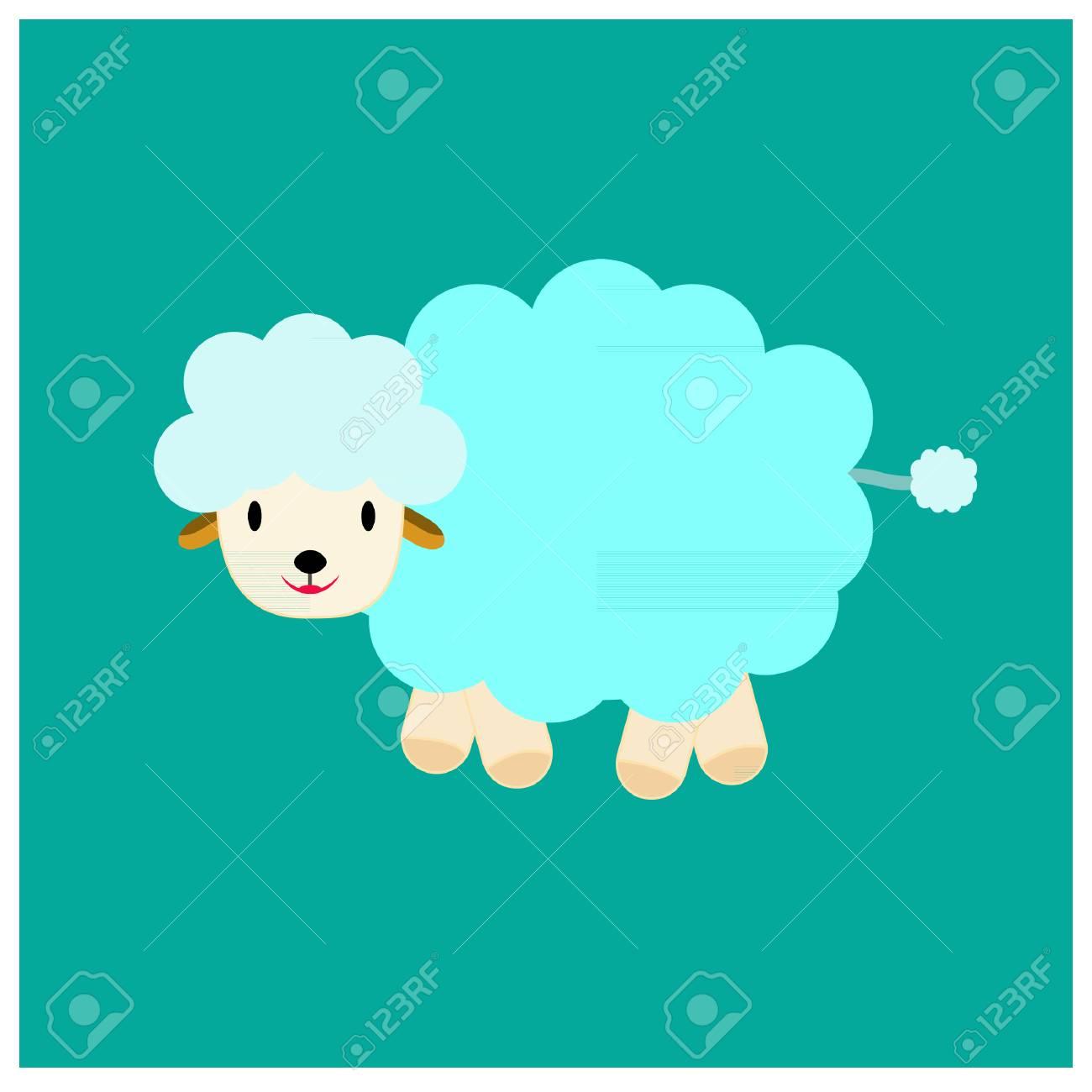 sheep vector royalty free cliparts vectors and stock illustration rh 123rf com sheep vector icon sheep vector art