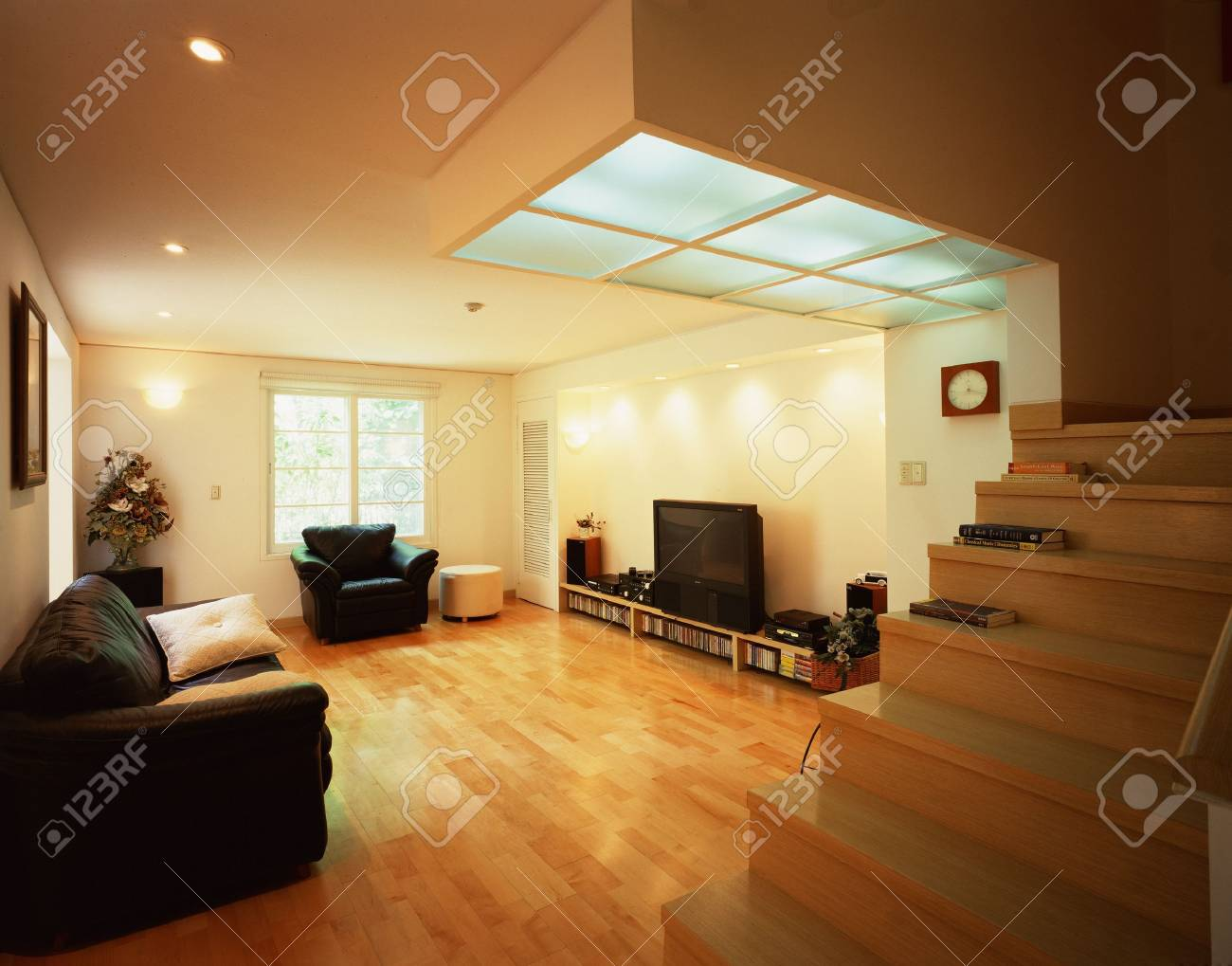 Interior View Stock Photo - 231895