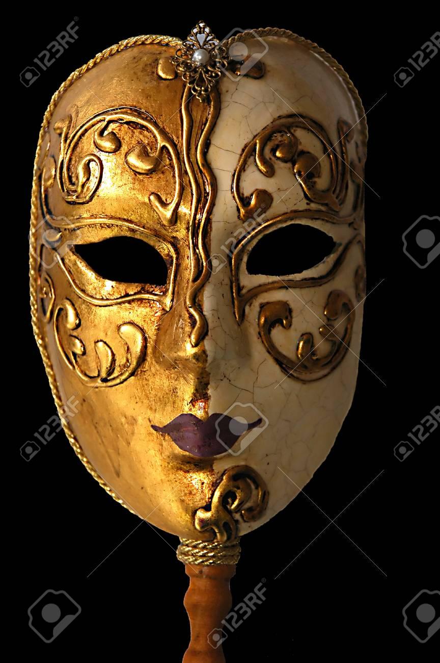 Venetiaans Masker Van Venetie Italie Royalty Vrije Foto Plaatjes Beelden En Stock Fotografie Image 45592812