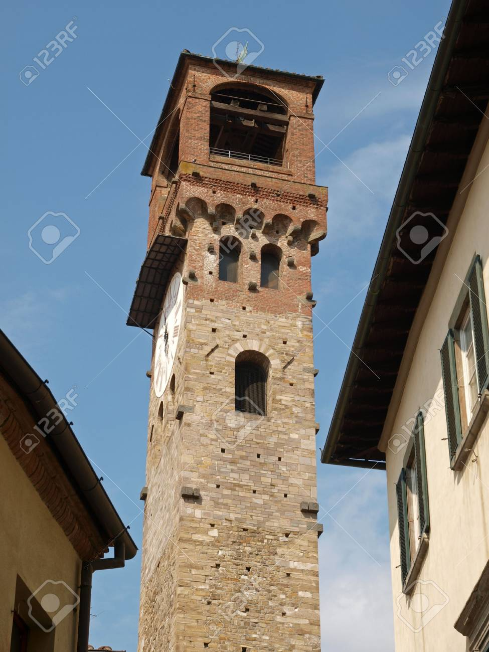 Torre delle Ore Lucca Tuscany Italy - 6091643