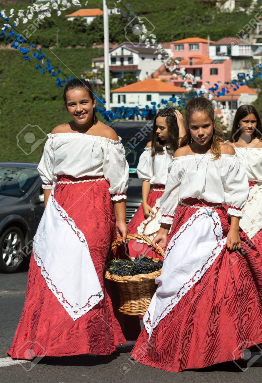 Female Portugal Costume