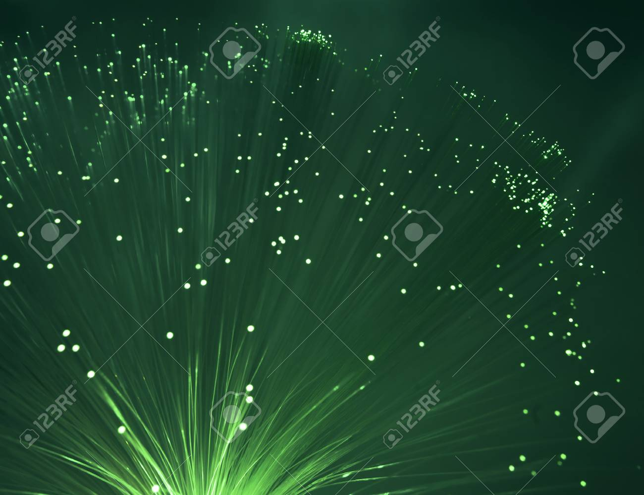abstract Internet technology fiber optic background Stock Photo - 9812986