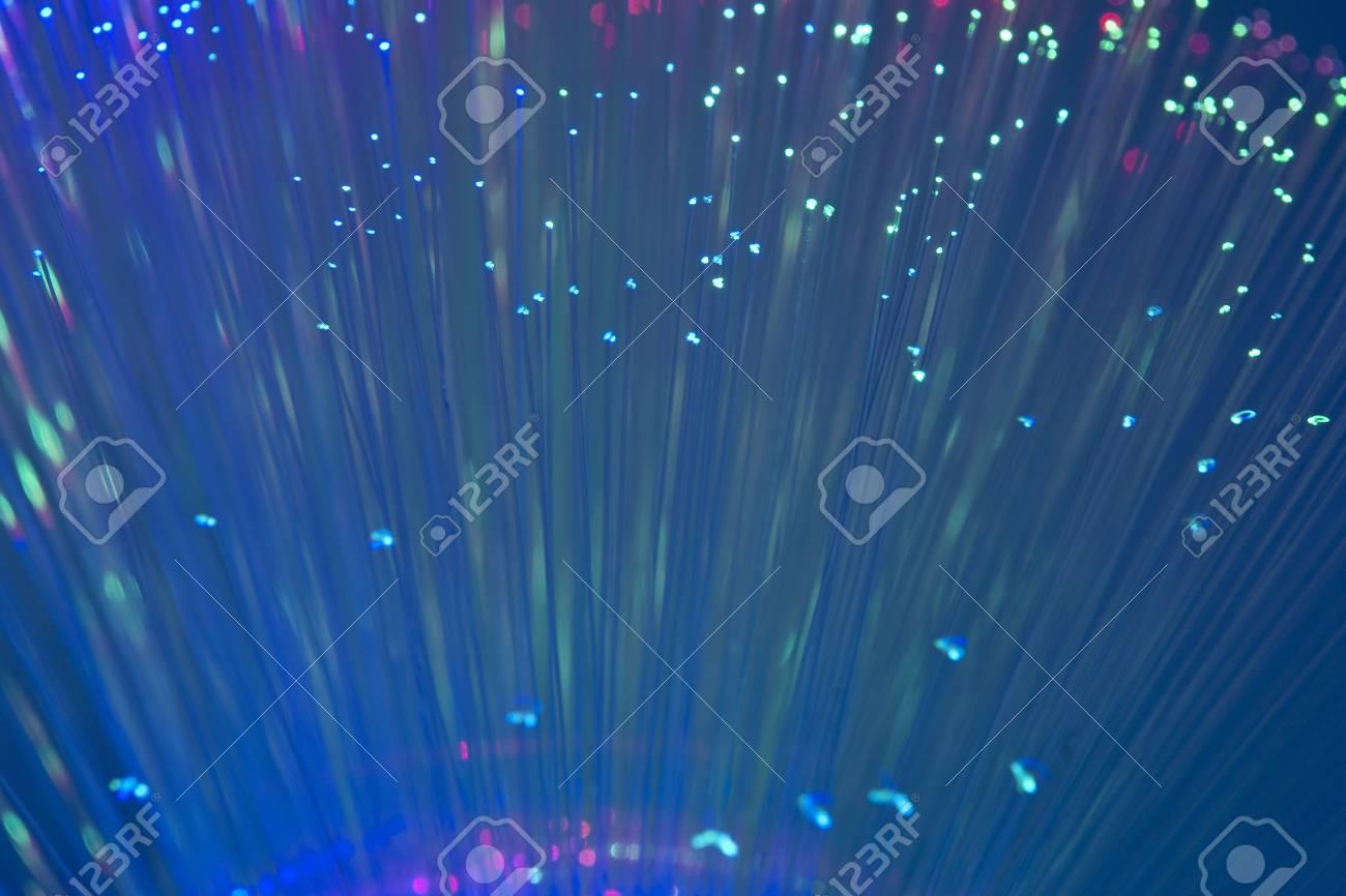 beautiful fiber optic photo Stock Photo - 7812605