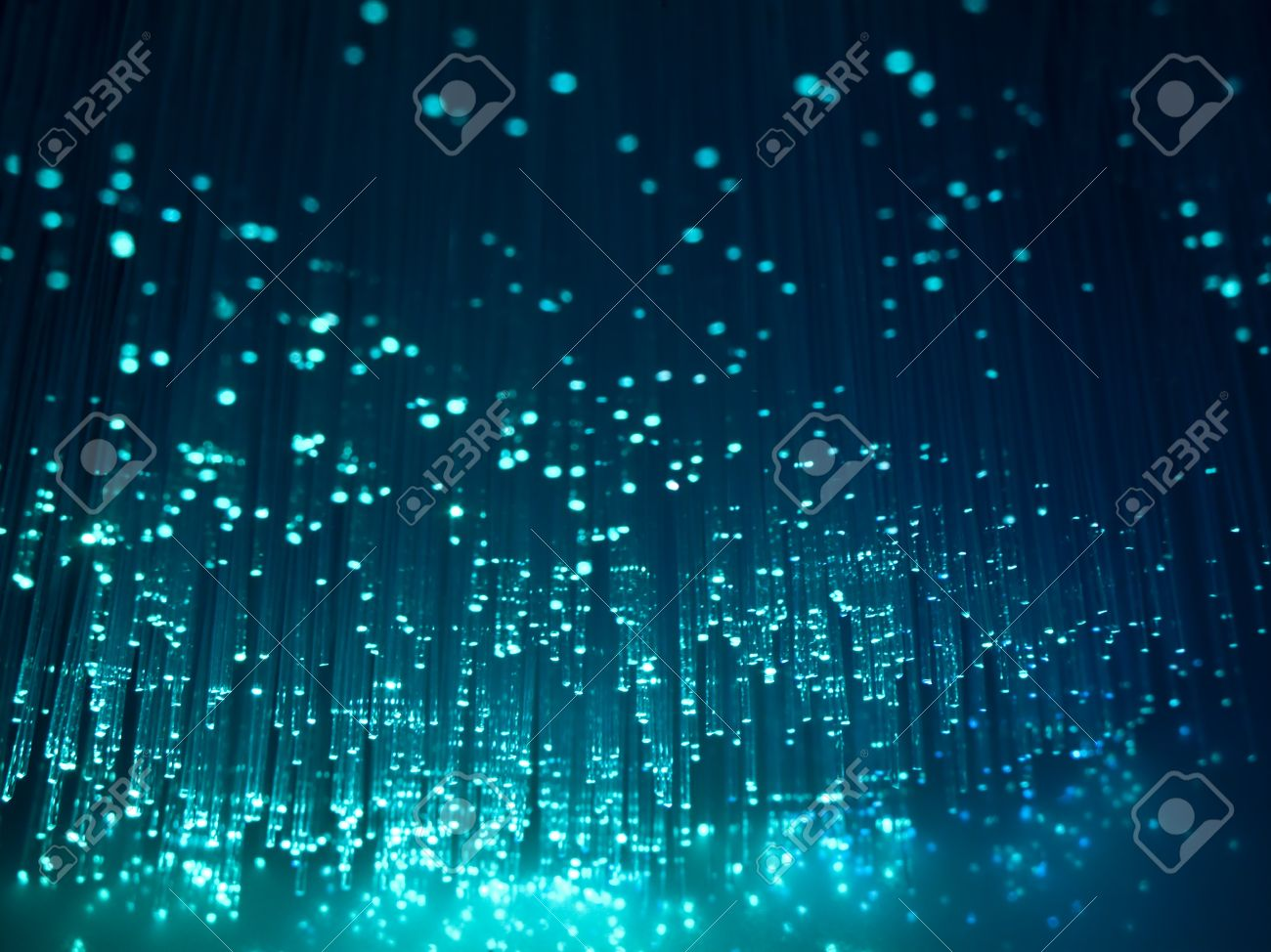 Abstract Internet technology fiber optic background Stock Photo - 7528792