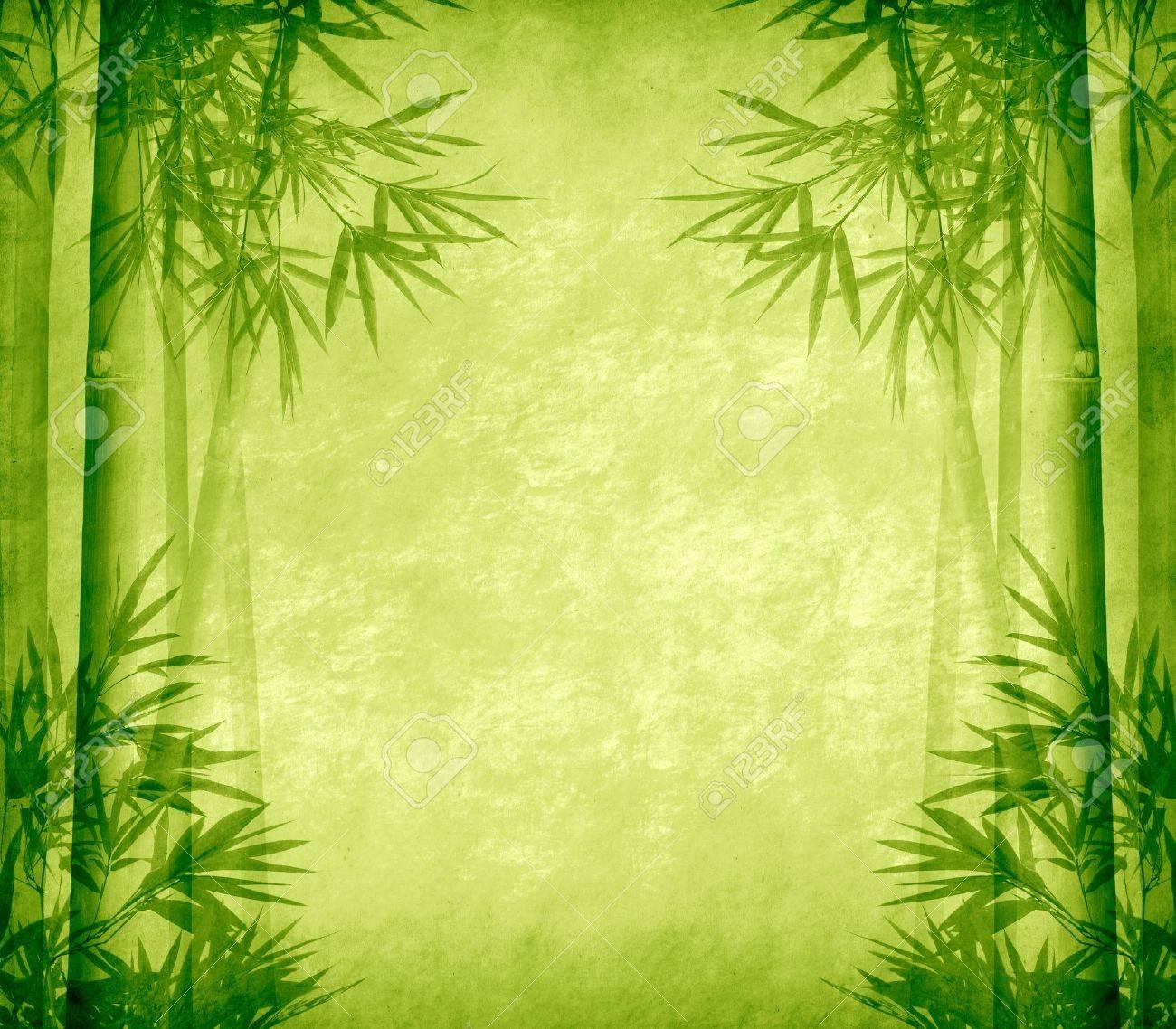 Bamboo Paper Texture Texture of Handmade Paper