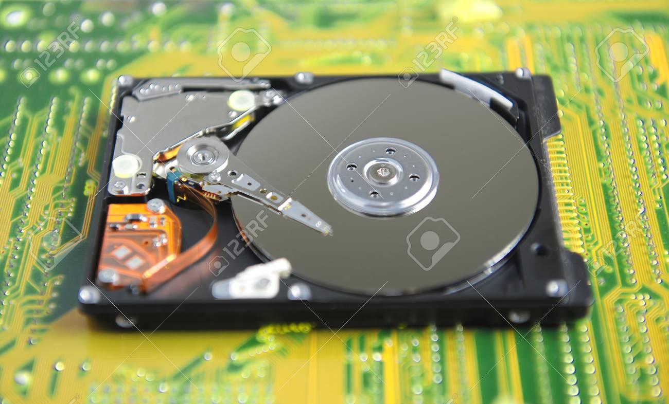 Computer hard disk Stock Photo - 10867683