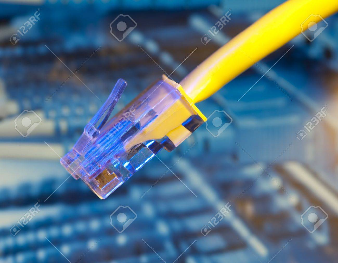 network cable Stock Photo - 10399173