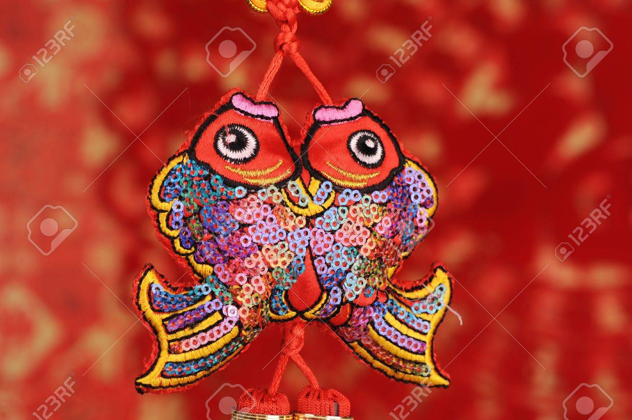 Chinese good luck symbol fish stock photo picture and royalty chinese good luck symbol fish stock photo 11976185 buycottarizona Gallery