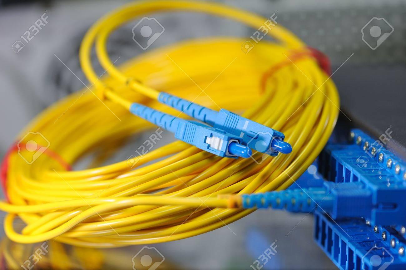 Оптоволоконная сеть своими руками