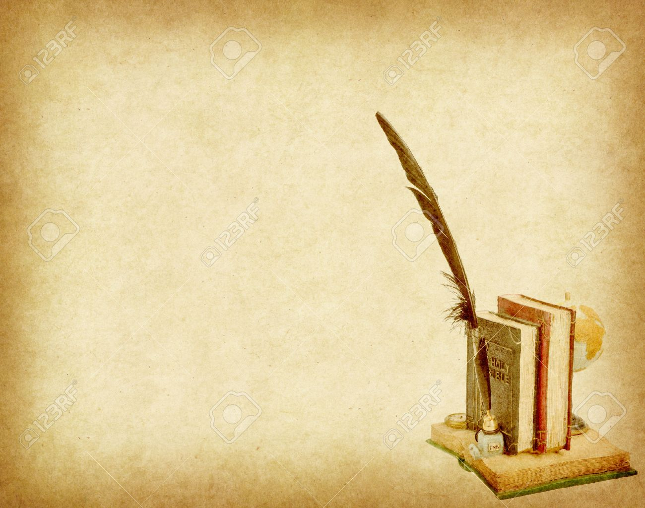 book powerpoint background