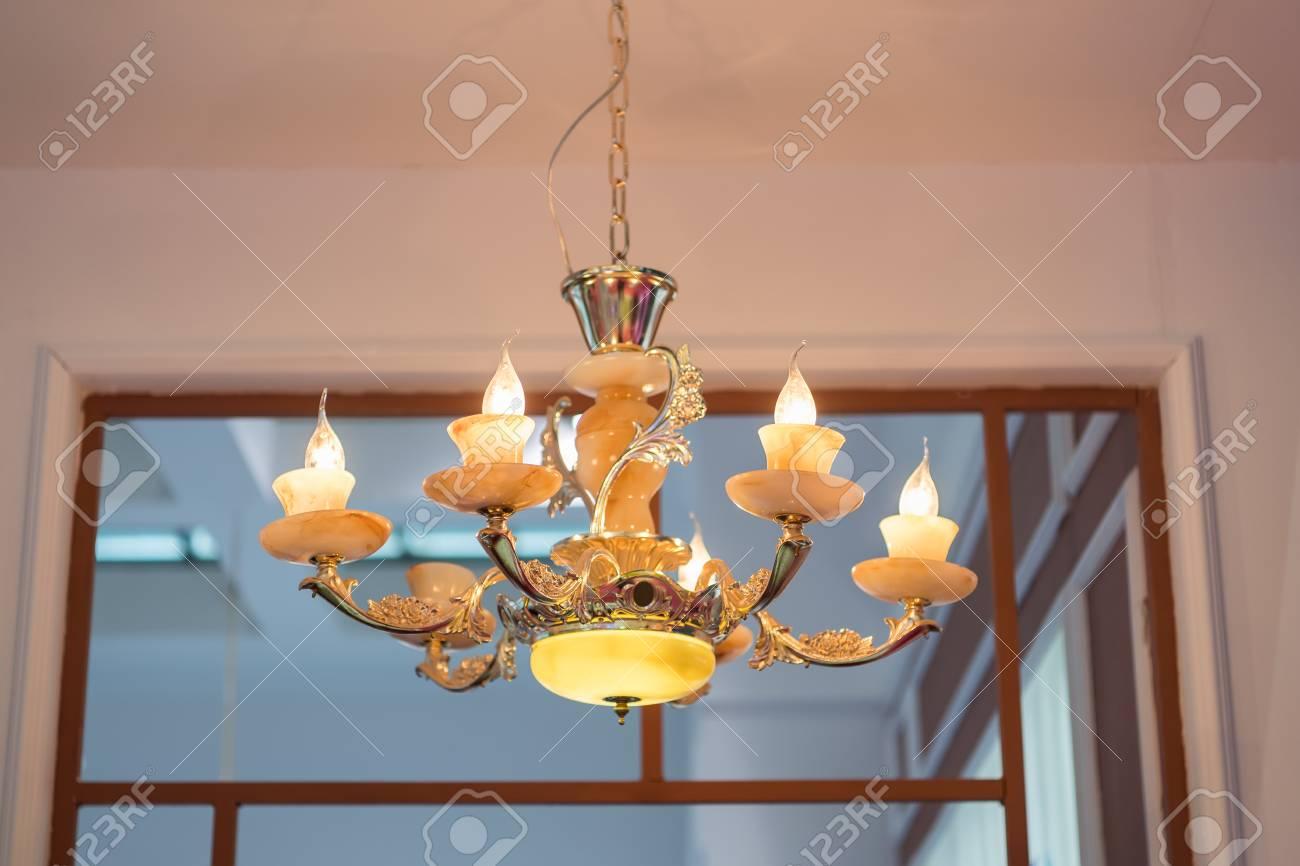 Elegant crystal chandelier stock photo picture and royalty free elegant crystal chandelier stock photo 79365481 arubaitofo Choice Image