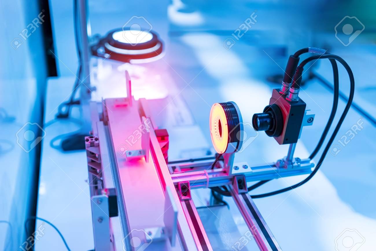Robotic vision sensor camera system in phone intellegence factory - 107632121