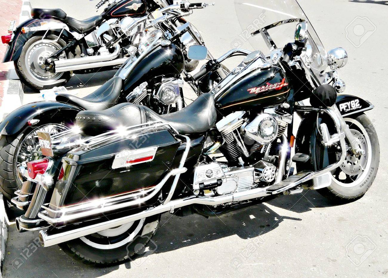 Kota Kinabalu, Sabah - Dec 1st Motorbike Show During Sabah World ...