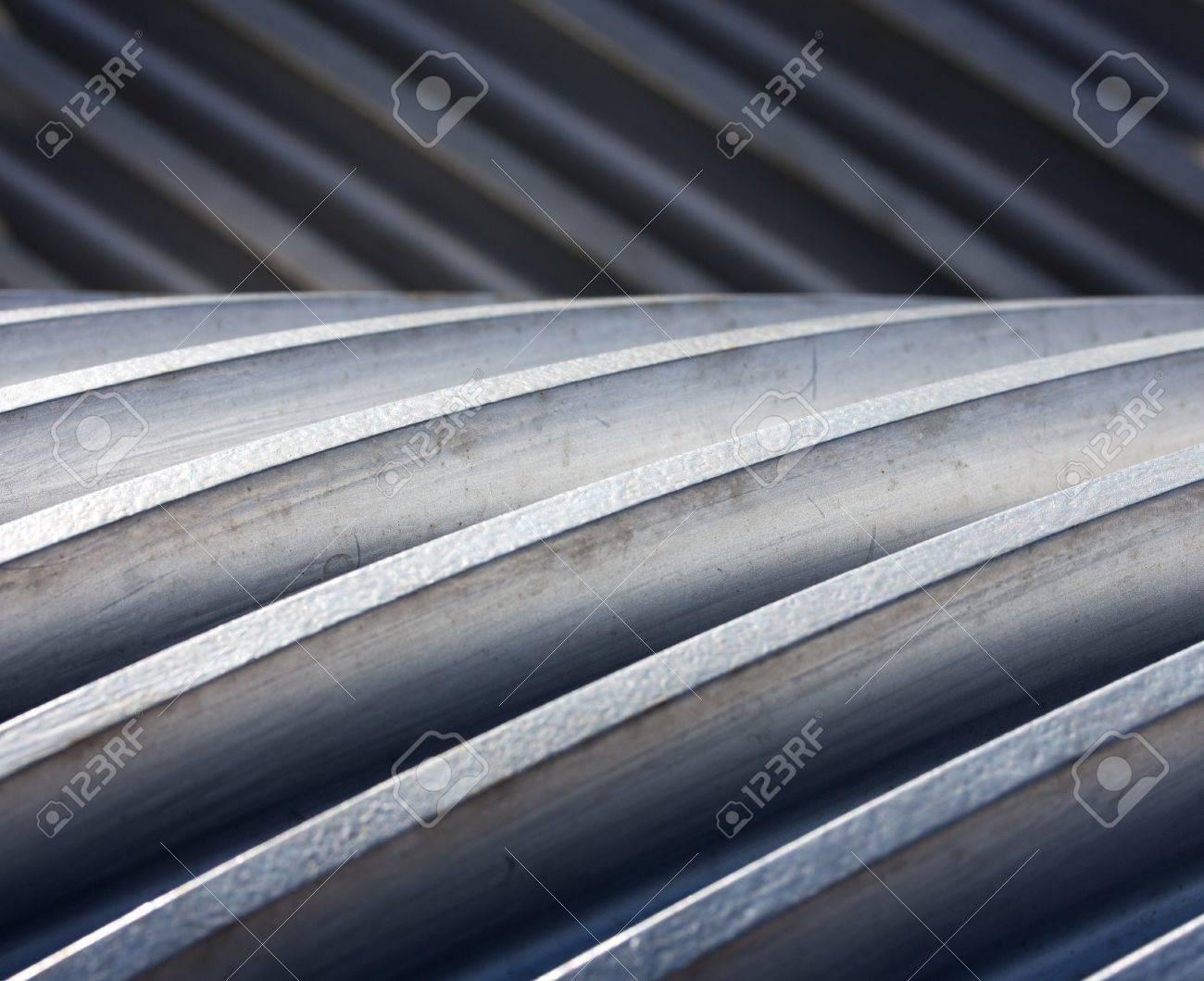 A Thread of gear close up - 21276003