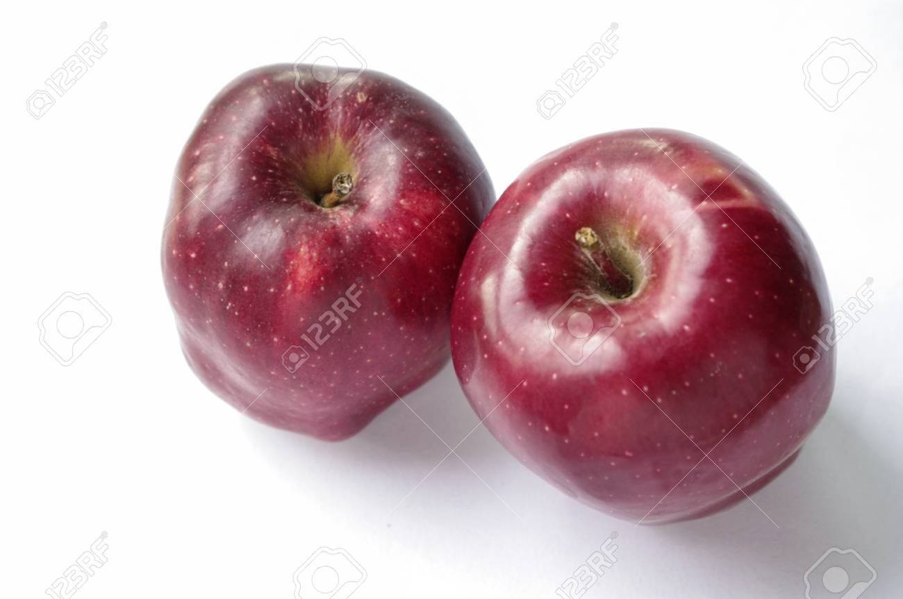 Red Delicious Apple Stock Photo Picture And Royalty Free Image