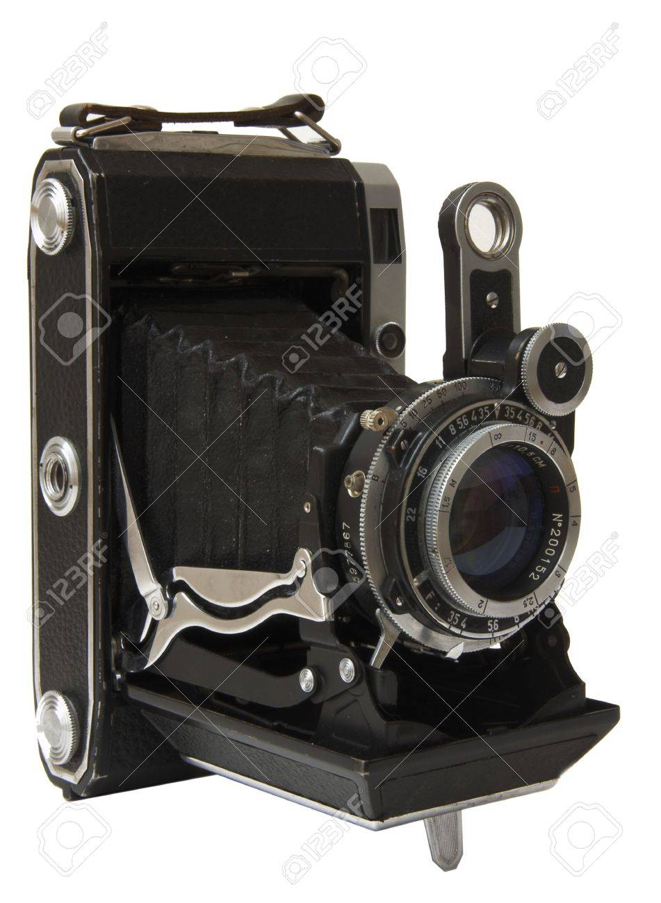 online retailer a7327 32451 roll film Retro old camera type 120 Stock Photo - 2955899