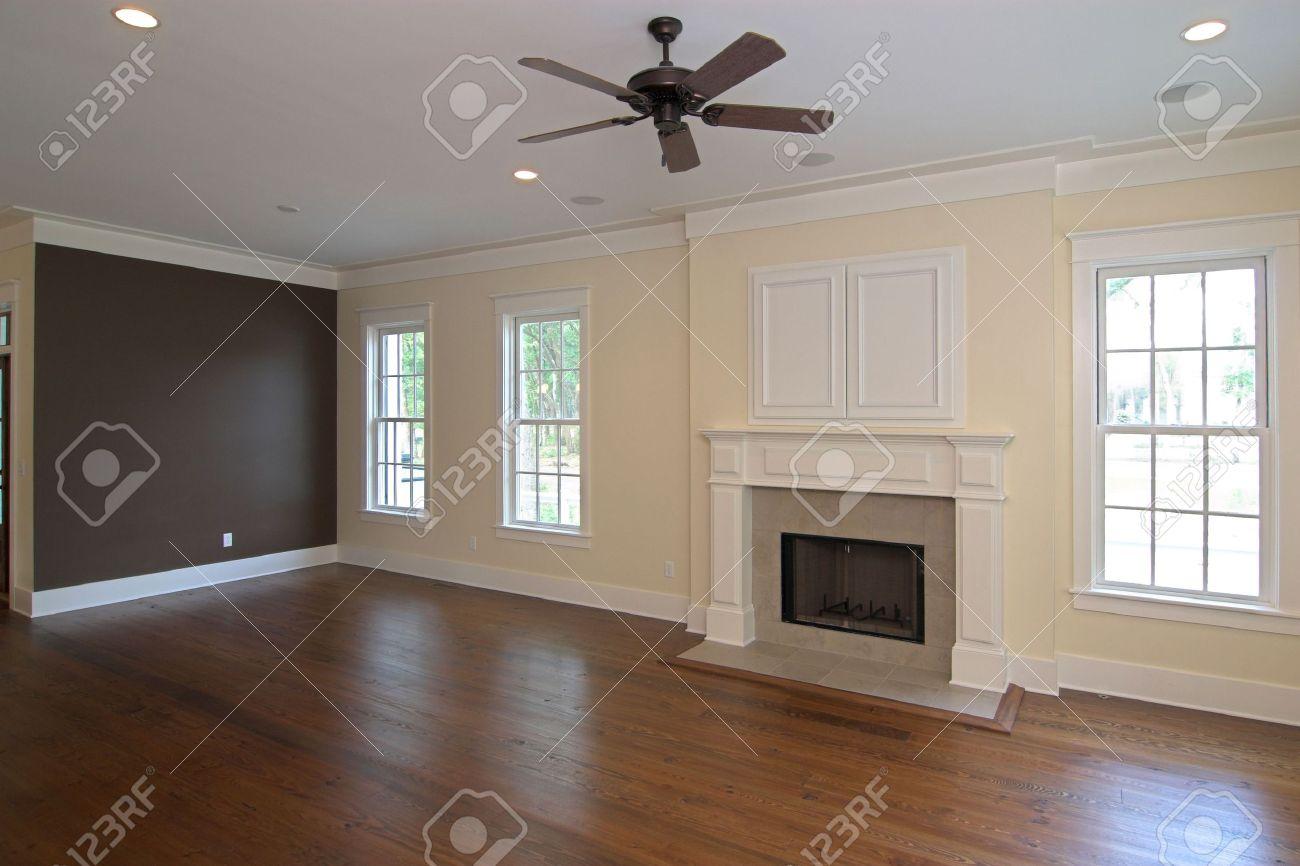 Open haard, vuur, plaats, wonen, ruimte, woonkamer, houtkachel ...