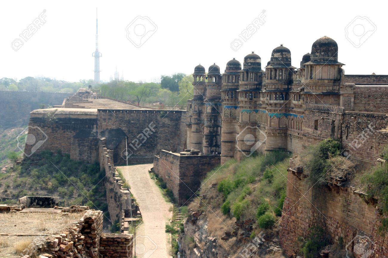 Gwalior India History Gwalior City India Asia