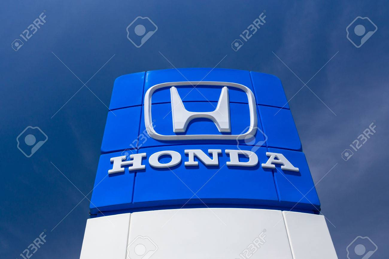 Honda Dealer San Jose >> San Jose Ca Usa May 24 2014 Honda Autombile Dealership Sign