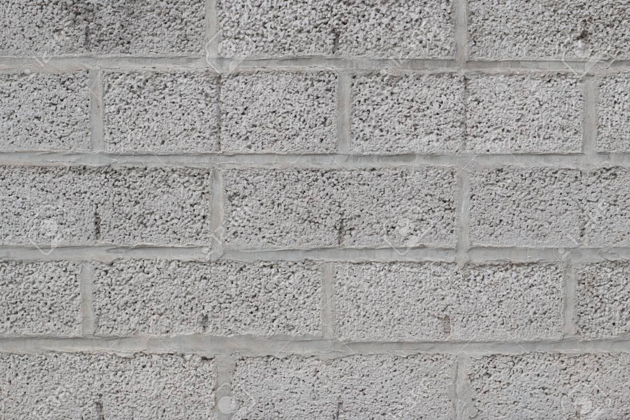 コンクリート ブロック壁のテクスチャー壁紙 の写真素材 画像素材