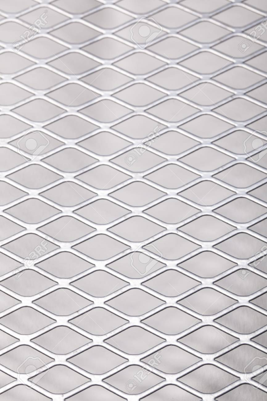 Close up of metal net Stock Photo - 20927788