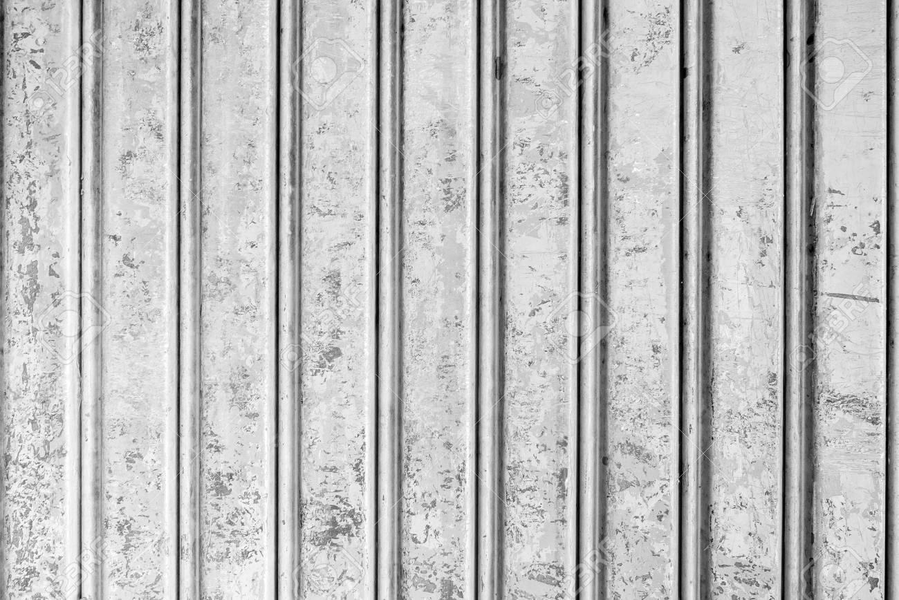 Backgroud of  grunge corrugated metal Stock Photo - 23937816