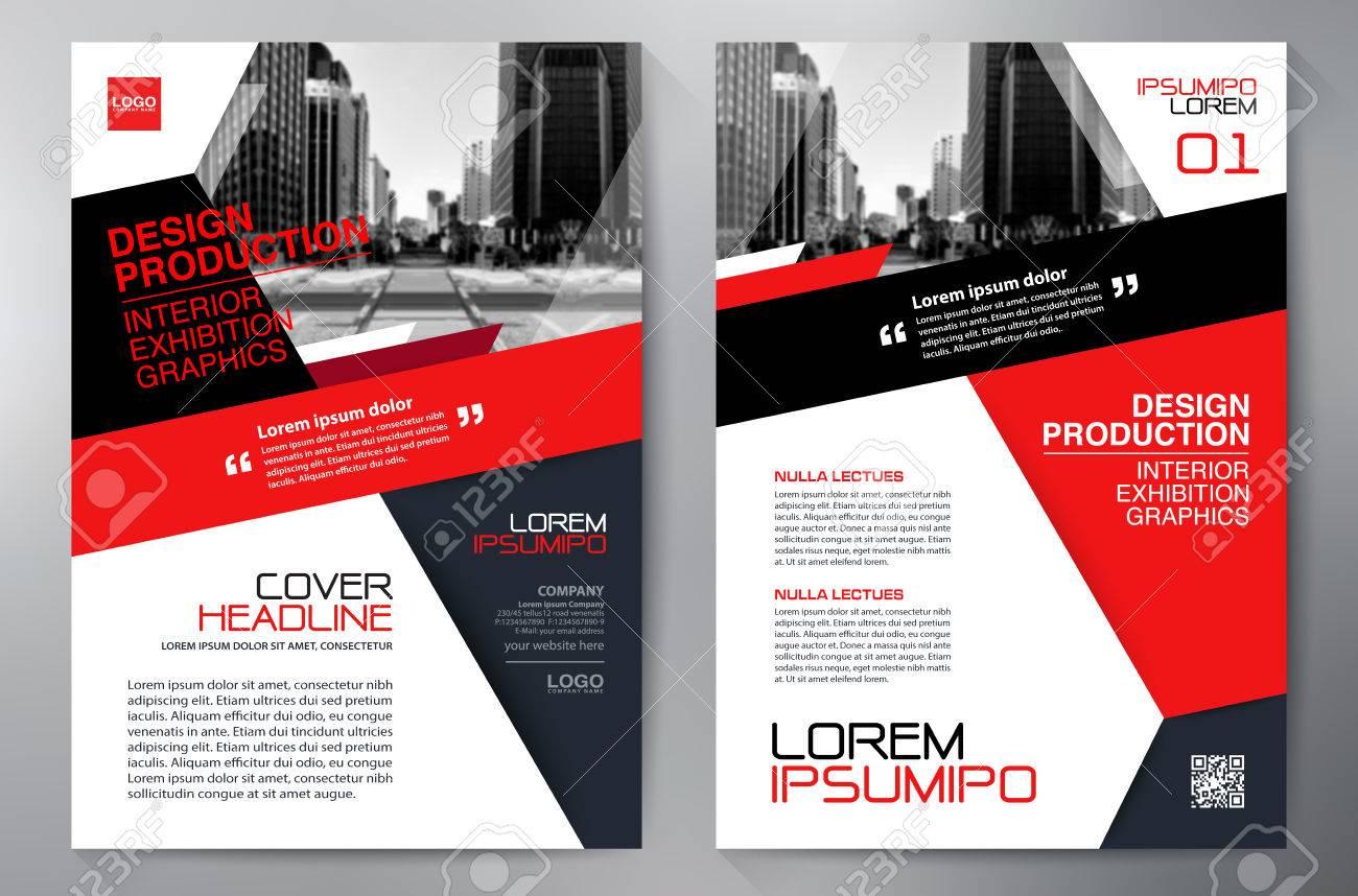 Business brochure flyer design a4 template. Vector illustration - 59728710