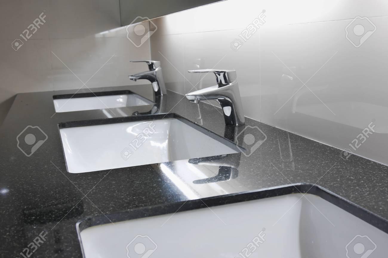 Wasserhaken Toilette