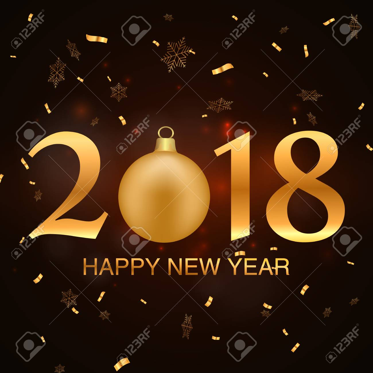 glitter background with sparkles for happy new year card stock vector 92420792