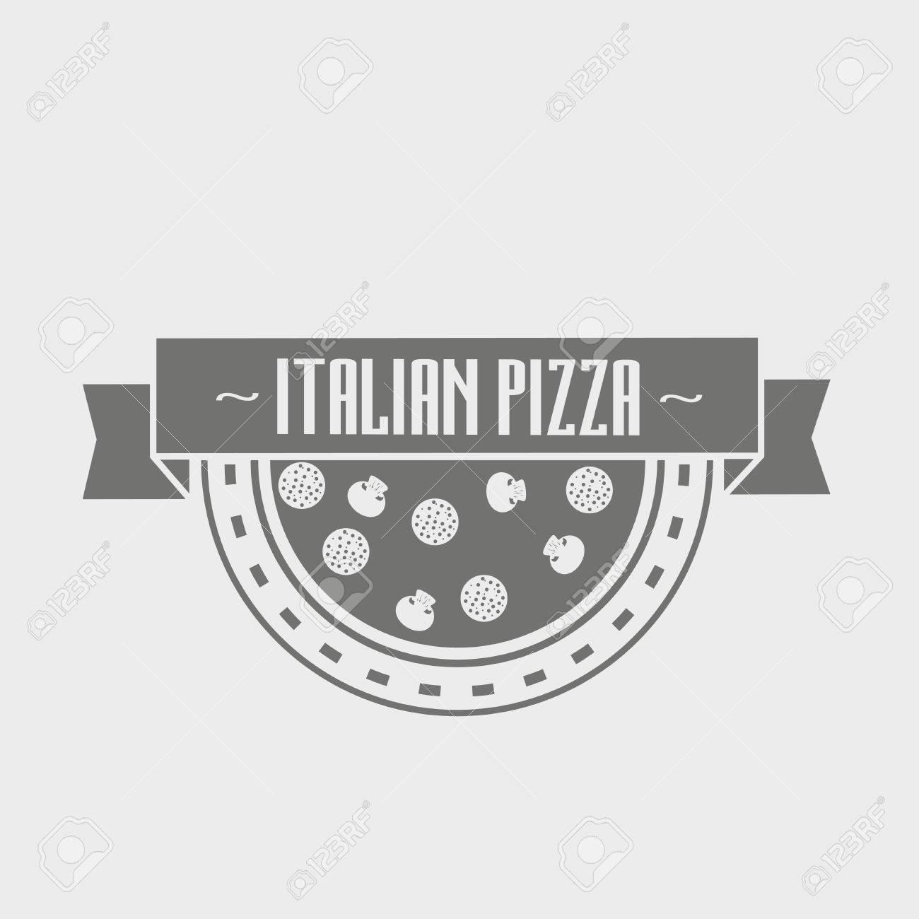 Concept De Logotype Pizzeria Peut Tre Utilis Pour Concevoir