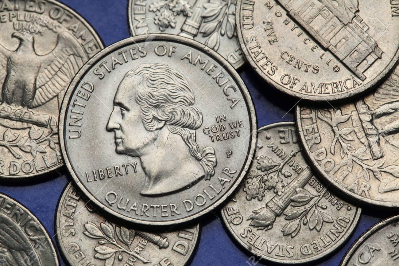 piece de monnaie george washington