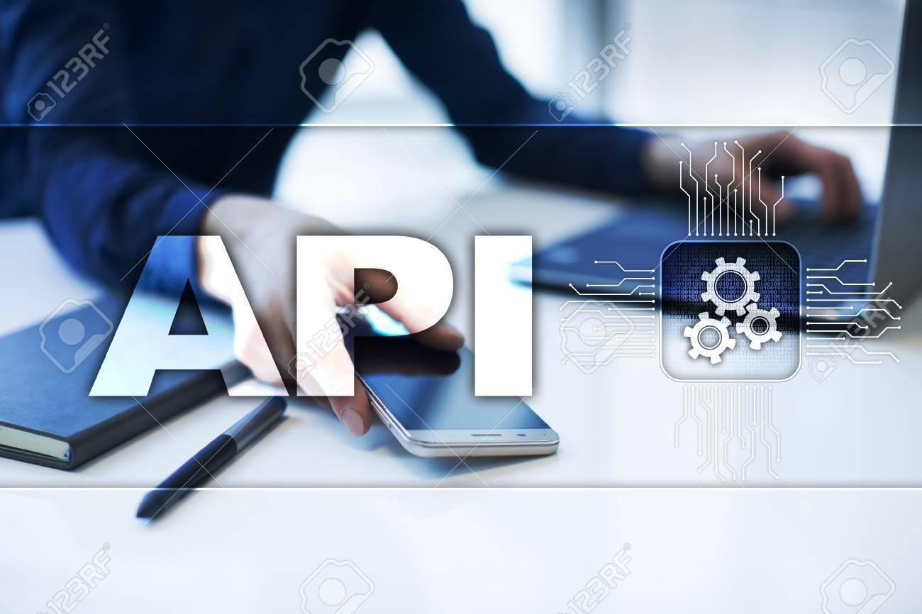 Application programming interface  API  Software development
