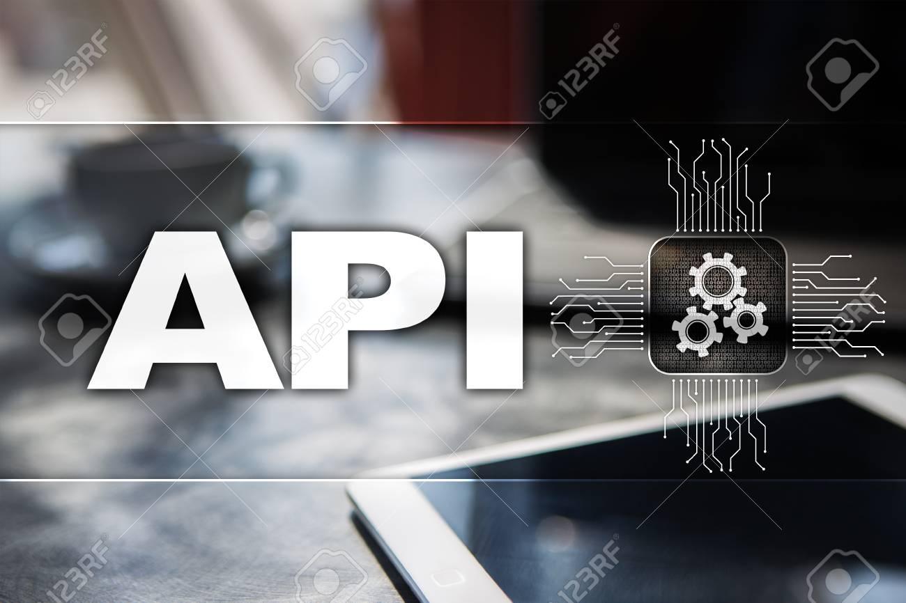 application programming interface api software development stock