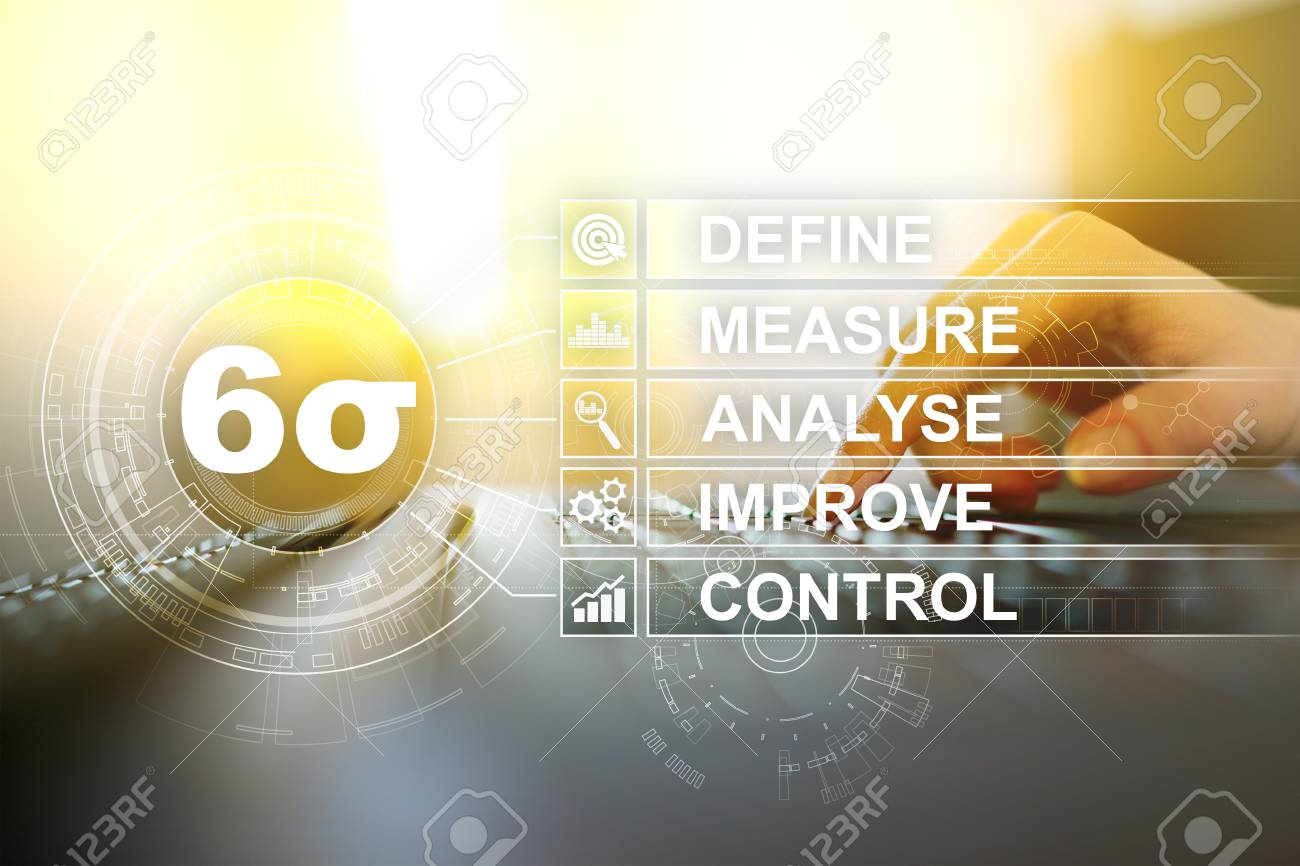 Six sigma - set of techniques and tools for process improvement. - 112462443