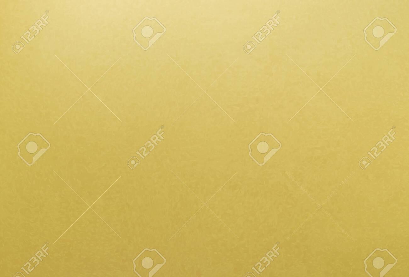 Golden background. Horizontal gold background. Vector - 153277511