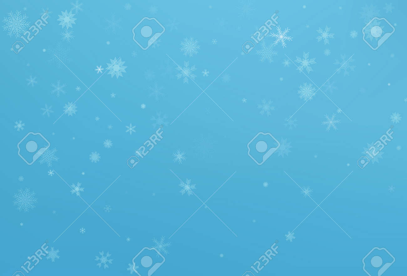 Winter background with christmas element - 157718065