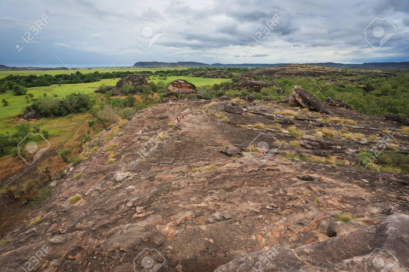 Landscape of Kakadu National Park, Australia Stock Photo - 14041576