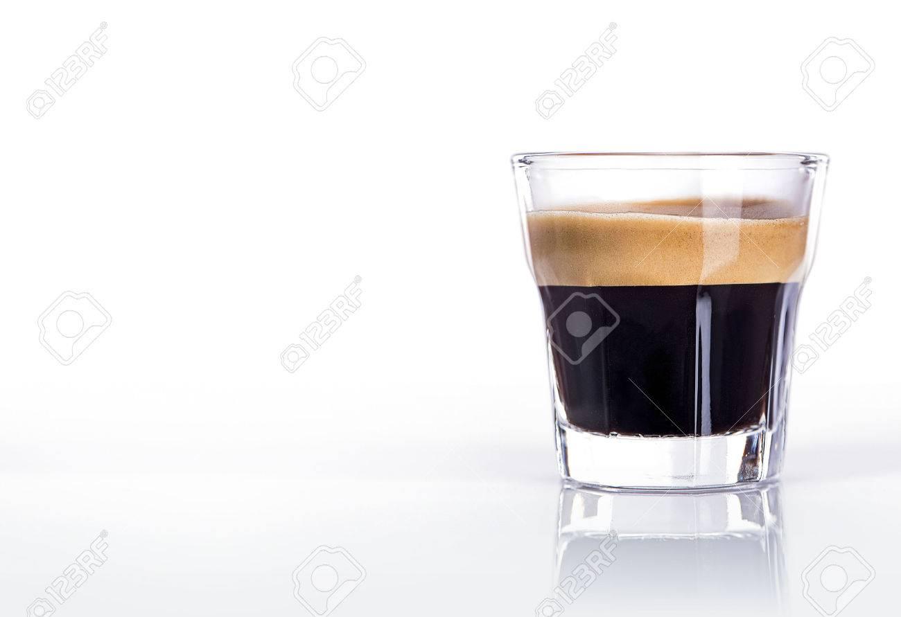 Cup of espresso coffee - 55601331