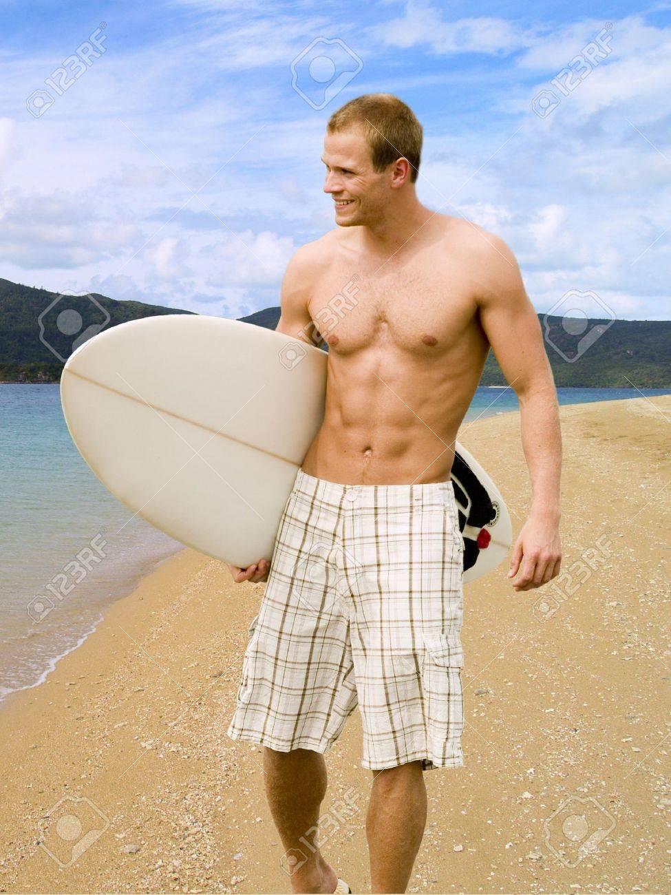 Surfer dude