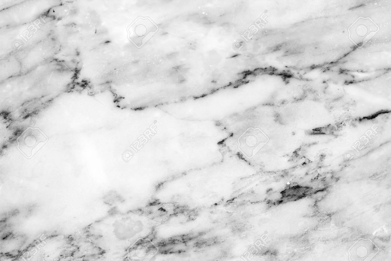 Schwarzem Und Weissem Marmor Muster Textur 6