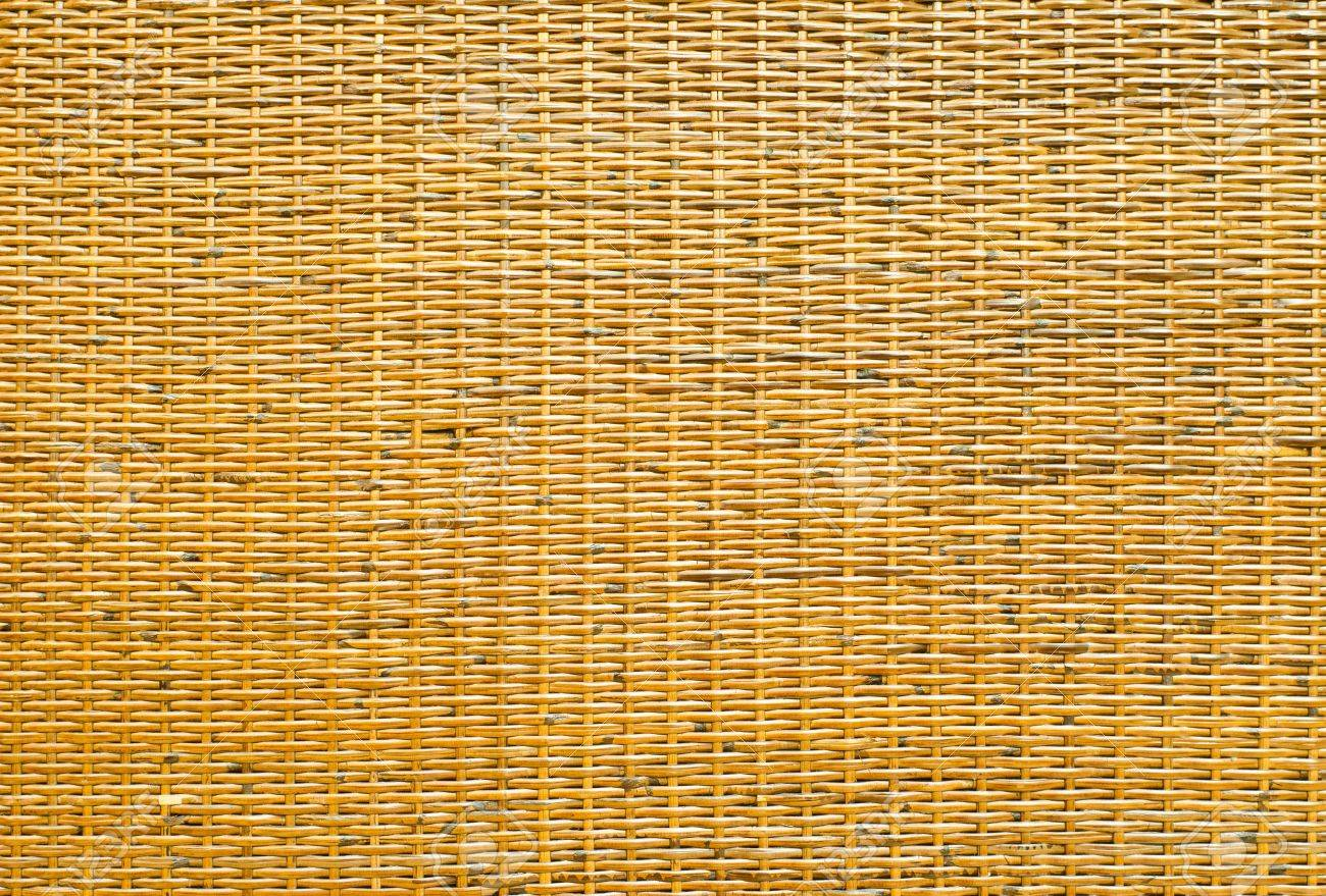 handcraft weave texture natural bamboo Stock Photo - 12897832