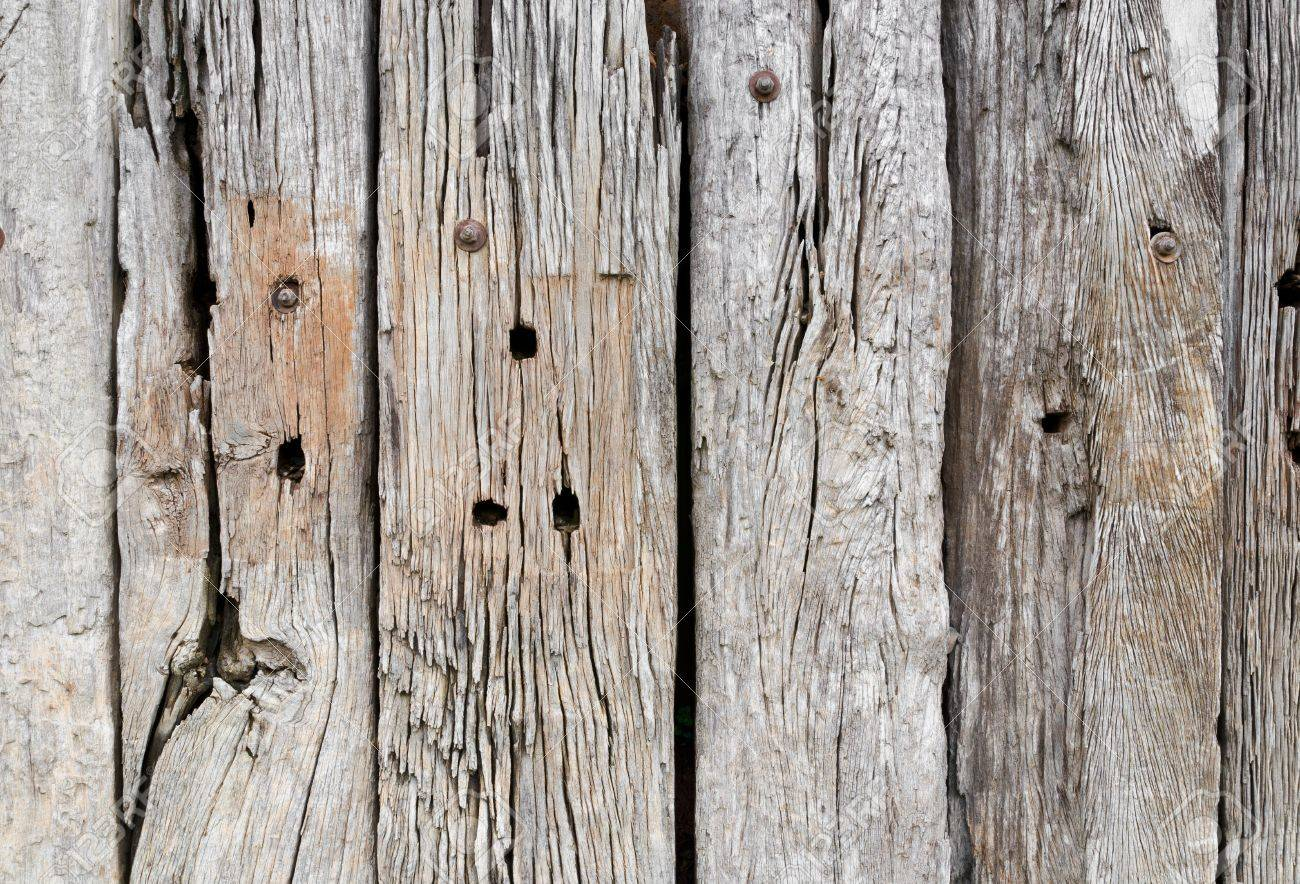 Background Texture Of Old Wooden Fence Surface Stock Photo   14210208