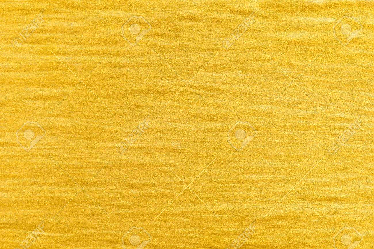 Close Up Background And Texture Of Gold Color Paint On Wall Stock ...