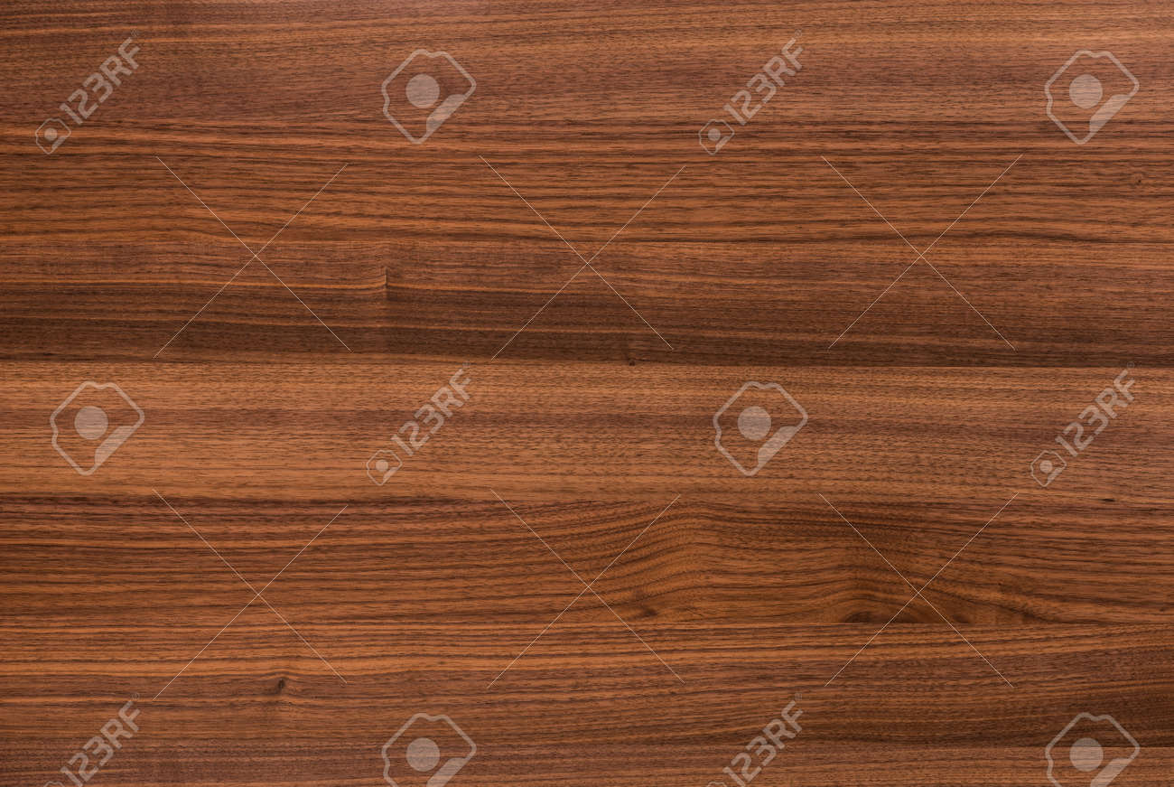 background and texture of Walnut wood decorative furniture surface - 169689384
