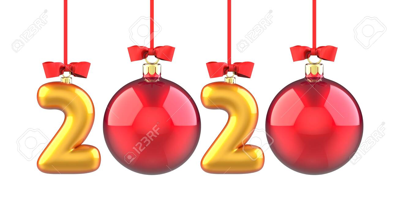 Happy New Year 2020 Banner Background, Event, Vector, Design ...
