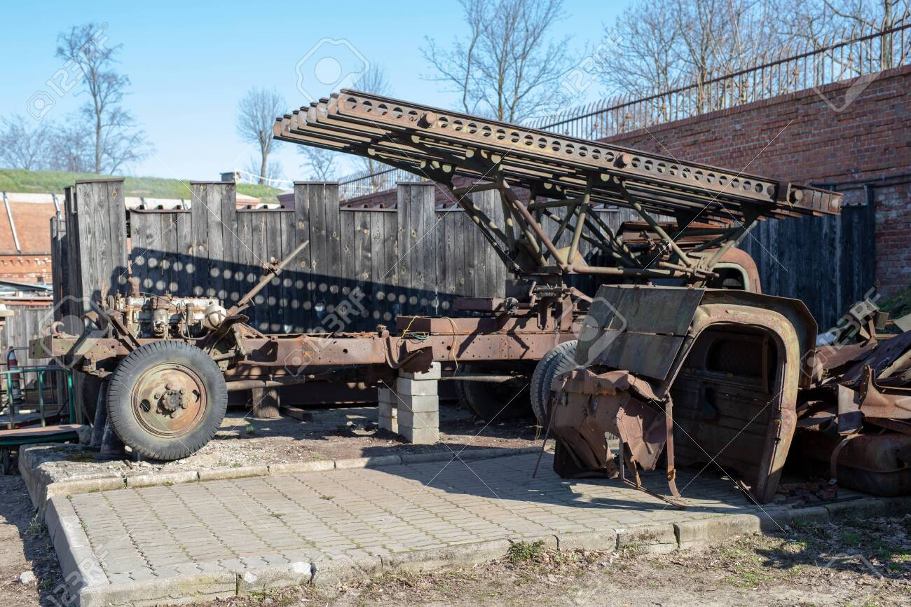 Torun, kujawskopomorskie / Poland - March, 20, 2019: An old dilapidated