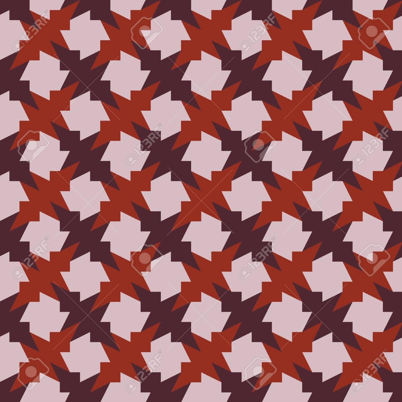 sound wave seamless pattern - 110725915