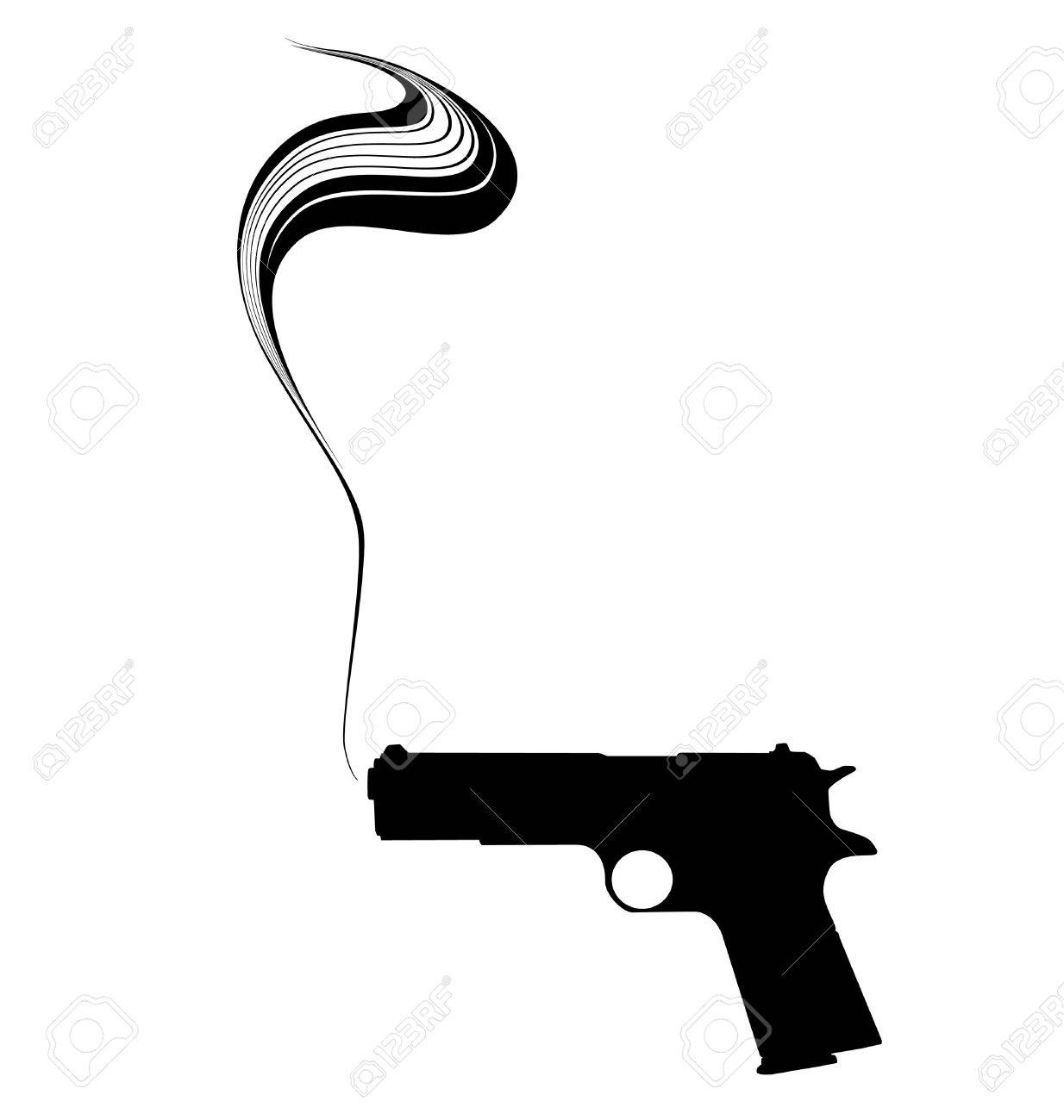 Image result for Smoking gun CARTOON