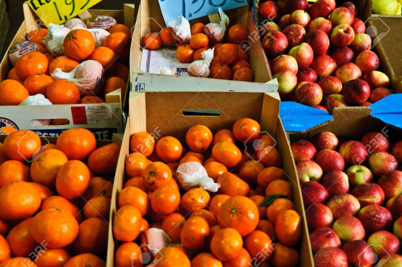 Fruit to sell Stock Photo - 13579372