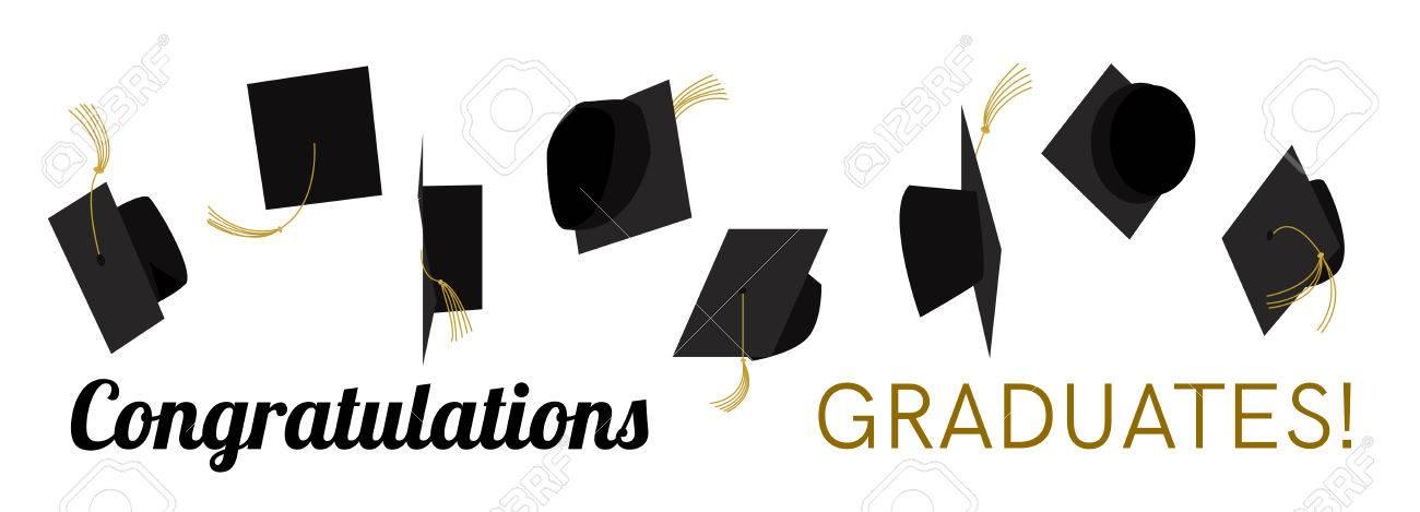 chaussures de séparation chaussures authentiques sur des coups de pieds de Célébration d'obtention du diplôme. Remise des diplômes. Remise de diplôme.  Chapeau. caps haut dans le ciel de fin d'études. Salutation conception de  ...